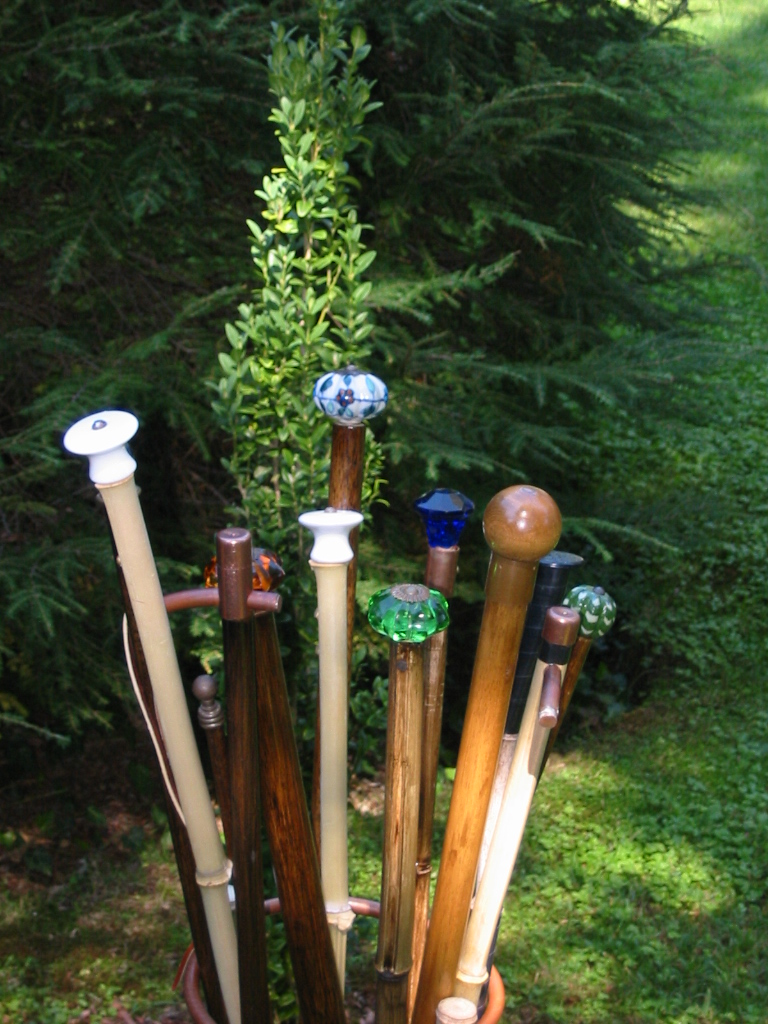 Etonnant Garden Sticks